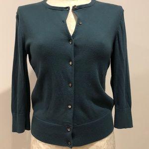 Ann Taylor 3/4 Length Sleeve Cardigan